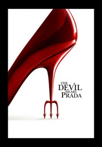 Cartel de la Película protagonizada por Meryl Streep