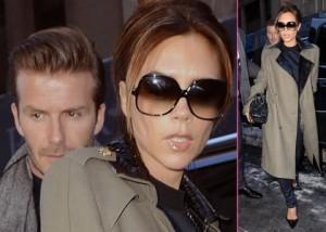 Victoria Beckham presentó su nueva colección