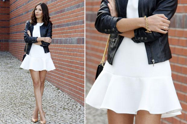 4e68bb73f Vestido blanco outfit - Vestidos mujer