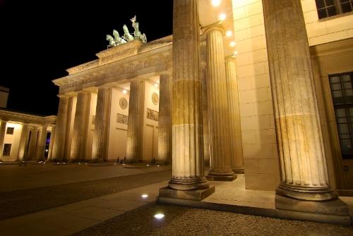 Puerta de Branderburgo, Berlín
